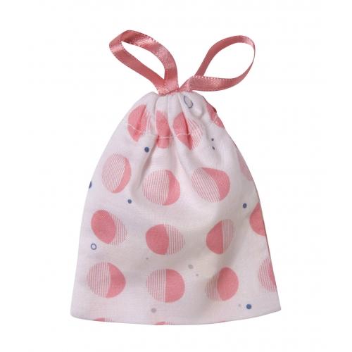 Látkový pytlíček k menstruačnímu kalíšku